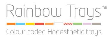 Tim Goldsbury, Rainbow trays